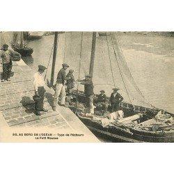44 AU BORD DE L'OCEAN. Types de Pêcheurs. Le Petit Mousse