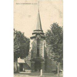 93 GOURNAY-SUR-MARNE. L'Eglise