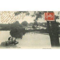 33 GAJAC SAINT-MEDARD EN JALLES. Lavandières Savonneuses sur la Jalle 1909
