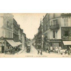 60 COMPIEGNE. Librairie et Comptoir Parisien rue Solférino 1917