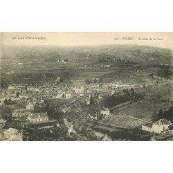 46 FIGEAC. Quartier de la Gare 1926