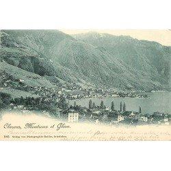 CLARENS MONTREUX ET GHION 1899