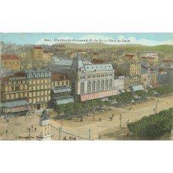 63 CLERMONT-FERRAND. Place de Jaude 1925