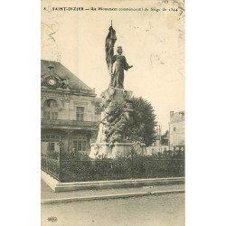 52 SAINT-DIZIER. Monument du Siège de 1544