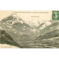 73 MASSIF DES BAUGES. Vallée des Hautes-Bauges 1914