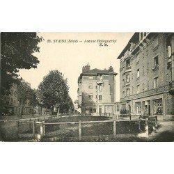 93 STAINS. Librairie Papeterie Avenue Hainguerlot