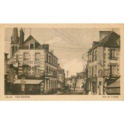61 COUTERNE. Nouvel Hôtel rue de Lassay 1947