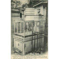 PARIS XX. Cimetière du Père Lachaise. Tombeau Chénier membre de la Convention