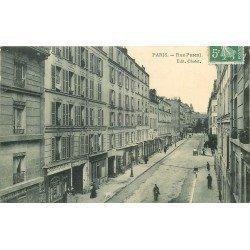 PARIS V et XIII. Hôtel et Cave à vins rue Pascal 1909