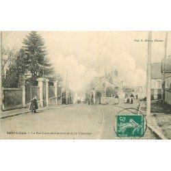 02 SAINT-GOBAIN. La Rue Luce-de-Lancival et de la Chesnoye 1910