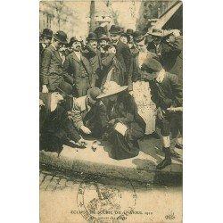 PARIS. Eclipse de Soleil en 1912. Les Pêcheurs de Lune 1915