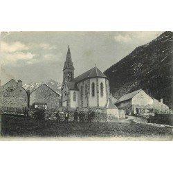 05 VILLARD D'ARENE. L'Eglise et le Combeynot 1908