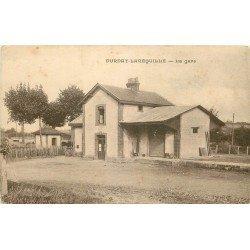 WW 03 DURDAT LAREQUILLE. La Gare