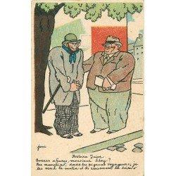 WW ILLUSTRATEUR JANI. Une histoire Juive collection humoristique