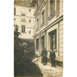 94 SAINT-MANDE. Superbe Résidence au 7 rue Grandville. Photo carte postale 1915