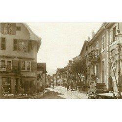 WW 69 CORCELLES. Alimentation sur la Grande Rue 1922