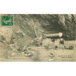 WW 44 NANTES. Une Famille de Pêcheurs de Crevettes et Poissons. Série la Vie à la Mer