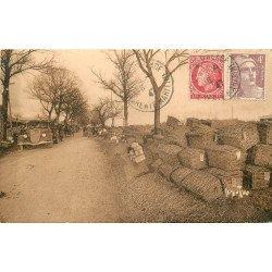WW 17 LA TREMBLADE. Etablissements ostréicoles Abel Besson Huîtres fines de Marennes 1947