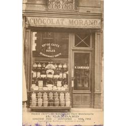 PARIS 14. Epicerie Confiserie Gandard au 28 Avenue du Parc Montsouris Chocolat Morand