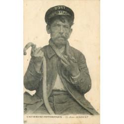 WW 63 CLERMONT-FERRAND. Jean Serpent le Tueur de Vipères 1922