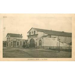 WW 93 AULNAY-SOUS-BOIS. Voiture devant le Cinéma Théâtre le Prado 1916