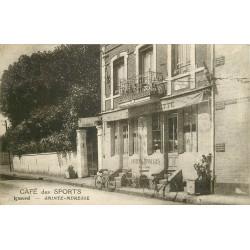 WW 76 SAINTE-ADRESSE. Café des Sports Ignauval et Restaurant des Tonnelles vers 1933