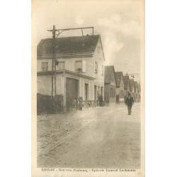WW 67 RHINAU. Nouveau Faubourg. Epicerie Laurent Lachmann