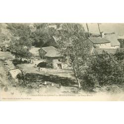 WW 63 CHADEBOST-DE-CONDAT-LES-MONTBOISSIERS. Vieux Moulin 1908