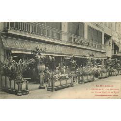 WW 66 PERPIGNAN. Terrasse du Grand Café de la Loge 1905
