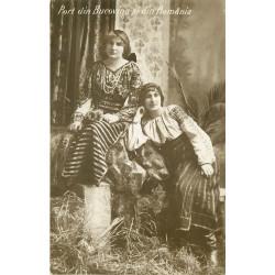 WW ROUMANIE. Port din Bucovina si din România 1919
