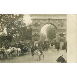WW 63 CLERMONT-FERRAND. Fête Fédérale Arrivée des Ministres 1906 Sociétés Gymnastique