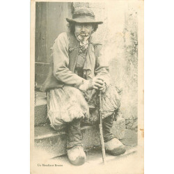WW LA BRETAGNE. Un Mendiant Breton 1904