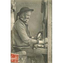 WW LA BRETAGNE. Le vieux Tisserand de Locronan 1909