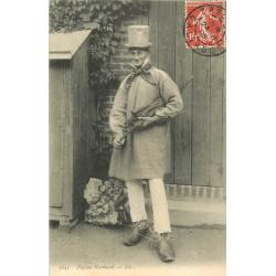 WW LA NORMANDIE. Paysan Normand 1908