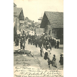 WW ADELBODEN 1907 en Suisse