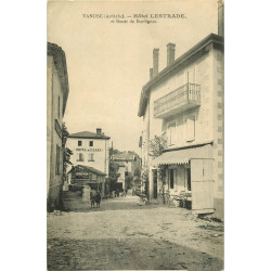 WW 07 VANOSC. Hôtel Lestrade Mary Route de Burdignes vers 1920...