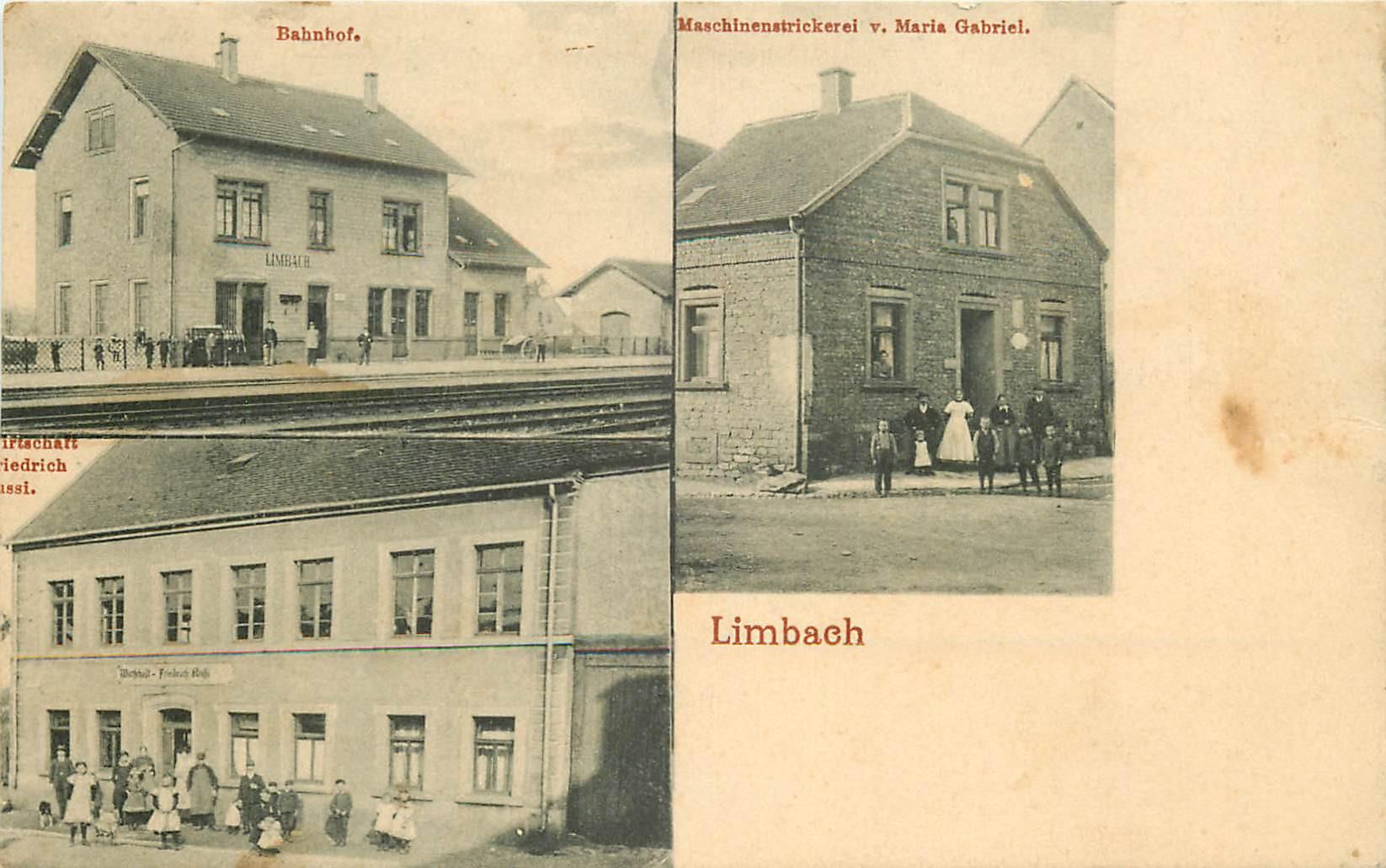 WW LIMBACH 1918