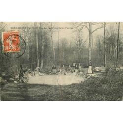 WW 95 SAINT-MARTIN-DU-TERTRE. Le Lavoir des Belles Femmes 1911