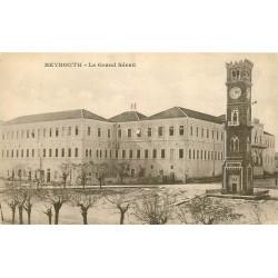 WW BEYROUTH. Le Grand Sérail au Liban