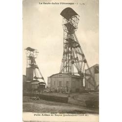 WW 70 RONCHAMP. Puits de charbonnage Arthur de Buyer 1919