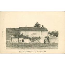 WW 70 FOUVENT-LE-HAUT. Café Tabax Guichard Epicerie Mercerie
