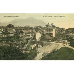 WW 74 LA ROCHE-SUR-FORON. Les Tanneries et le Môle 1917