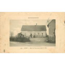 """WW 03 MERCY. Hôtel Auberge """" Assurance contre la Soif """" par Charrier"""