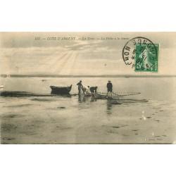 33 LA TESTE. La Pêche à la Senne 1913