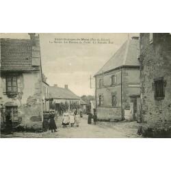 WW 63 SAINT-GEORGES-DE-MONS. Mairie et Bureau de Poste sur la Grande Rue 1926