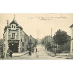 WW 63 SAINT-ELOY-LES-MINES. Grand Hôtel Avenue de la Gare