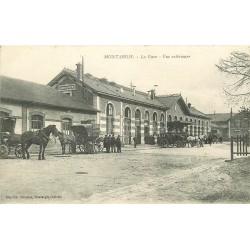 WW 45 MONTARGIS. La Gare
