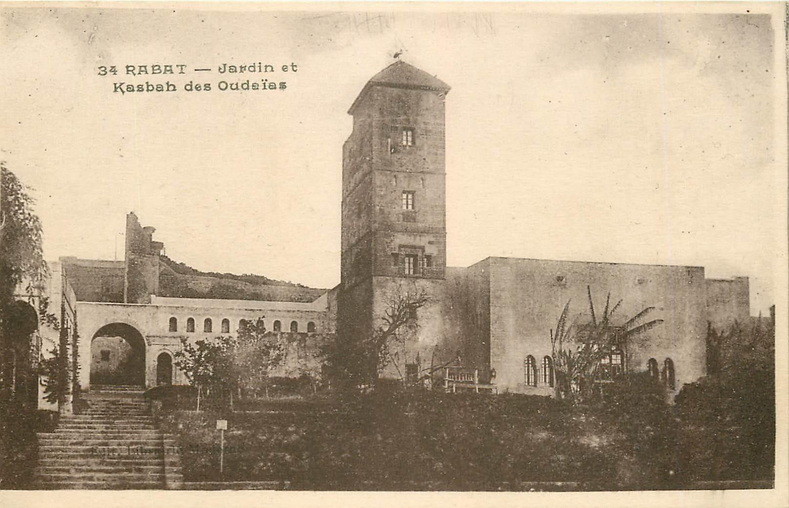 WW RABAT. Jardin et Kasbah des Oudaïas