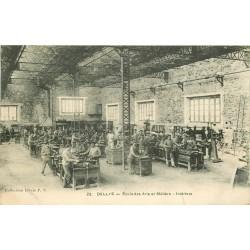 WW DELLYS. Ecole Arts et Métiers en Algérie 1918