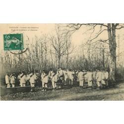 WW 27 GAILLON. Colonie Douaires. Ecole Tambours et Clairons 1909